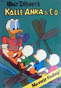 Cover Thumbnail for Kalle Anka & C:o (Hemmets Journal, 1957 series) #14/1959