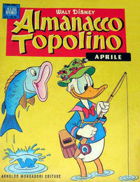 Cover Thumbnail for Almanacco Topolino (Arnoldo Mondadori Editore, 1957 series) #16
