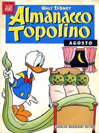 Cover Thumbnail for Almanacco Topolino (Arnoldo Mondadori Editore, 1957 series) #32