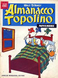 Cover Thumbnail for Almanacco Topolino (Arnoldo Mondadori Editore, 1957 series) #35