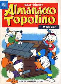 Cover Thumbnail for Almanacco Topolino (Arnoldo Mondadori Editore, 1957 series) #51