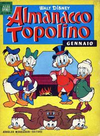 Cover Thumbnail for Almanacco Topolino (Arnoldo Mondadori Editore, 1957 series) #61
