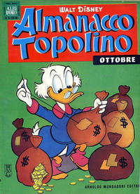 Cover Thumbnail for Almanacco Topolino (Arnoldo Mondadori Editore, 1957 series) #70
