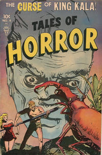 Cover Thumbnail for Tales of Horror (Superior, 1952 series) #4