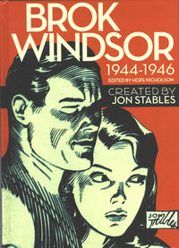 Cover Thumbnail for Brok Windsor (Bedside Press, 2015 series)