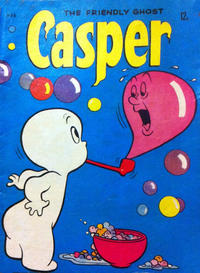 Cover Thumbnail for Casper the Friendly Ghost (Magazine Management, 1970 ? series) #18-36
