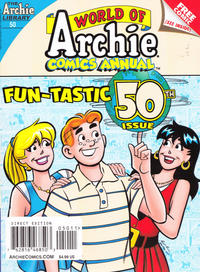 Cover Thumbnail for World of Archie Double Digest (Archie, 2010 series) #50