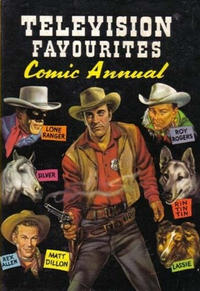 Cover Thumbnail for Television Favourites Annual (World Distributors, 1956 series) #1959