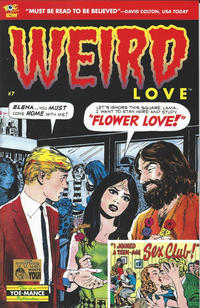 Cover Thumbnail for Weird Love (IDW, 2014 series) #7
