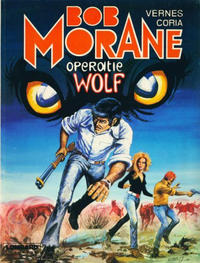 Cover Thumbnail for Bob Morane (Le Lombard, 1975 series) #9 - Operatie Wolf
