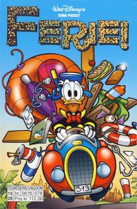 Cover Thumbnail for Donald Duck Tema pocket; Walt Disney's Tema pocket (Hjemmet / Egmont, 1997 series) #[74] - Ferie!