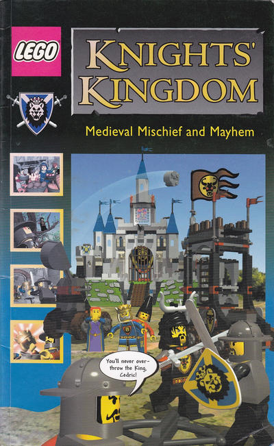 Cover for Knights' Kingdom (Lego Media International, 2000 series)