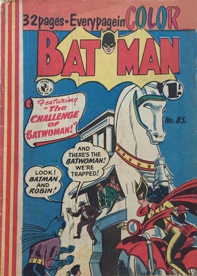 Cover for Batman (K. G. Murray, 1950 series) #85