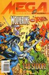 Cover for Mega Marvel (Egmont, 1997 series) #4/2000