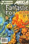 Cover for Mega Marvel (Egmont, 1997 series) #1/2001