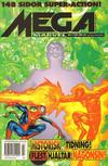 Cover for Mega Marvel (Egmont, 1997 series) #3/2001
