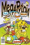 Cover for Mega Pyton (Atlantic Förlags AB, 1992 series) #3/1993