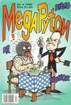 Cover for Mega Pyton (Atlantic Förlags AB, 1992 series) #4/1993