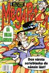Cover for Mega Pyton (Atlantic Förlags AB, 1992 series) #1/1994