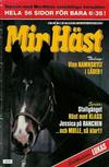 Cover for Min häst (Semic, 1976 series) #20/1984