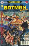 Cover for Batman Annual (DC, 1961 series) #21 [Direct Sales]