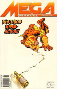 Cover Thumbnail for Mega Marvel (Egmont, 1997 series) #6/2001