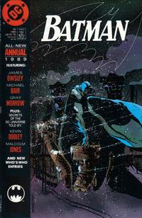 Cover Thumbnail for Batman Annual (DC, 1961 series) #13 [Direct Edition]