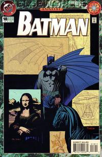 Cover Thumbnail for Batman Annual (DC, 1961 series) #18 [Direct Sales]