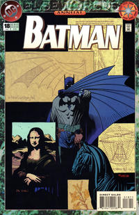 Cover Thumbnail for Batman Annual (DC, 1961 series) #18 [Direct Edition]