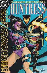 Cover Thumbnail for Showcase '93 (DC, 1993 series) #9