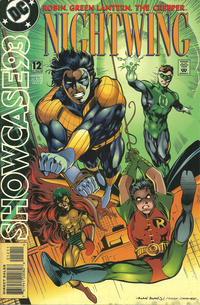 Cover Thumbnail for Showcase '93 (DC, 1993 series) #12