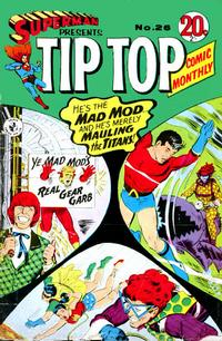 Cover Thumbnail for Superman Presents Tip Top Comic Monthly (K. G. Murray, 1965 series) #26