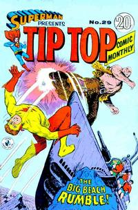 Cover Thumbnail for Superman Presents Tip Top Comic Monthly (K. G. Murray, 1965 series) #29