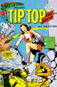 Cover Thumbnail for Superman Presents Tip Top Comic Monthly (K. G. Murray, 1965 series) #30
