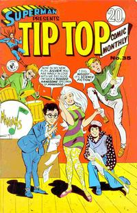 Cover Thumbnail for Superman Presents Tip Top Comic Monthly (K. G. Murray, 1965 series) #35