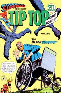 Cover Thumbnail for Superman Presents Tip Top Comic Monthly (K. G. Murray, 1965 series) #38