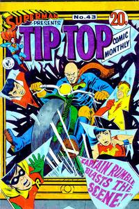 Cover Thumbnail for Superman Presents Tip Top Comic Monthly (K. G. Murray, 1965 series) #43