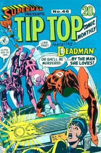 Cover Thumbnail for Superman Presents Tip Top Comic Monthly (K. G. Murray, 1965 series) #46