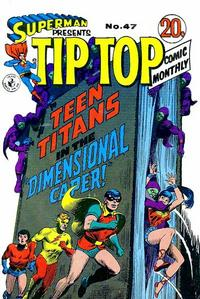 Cover Thumbnail for Superman Presents Tip Top Comic Monthly (K. G. Murray, 1965 series) #47