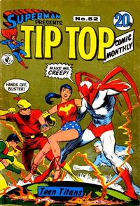 Cover Thumbnail for Superman Presents Tip Top Comic Monthly (K. G. Murray, 1965 series) #52