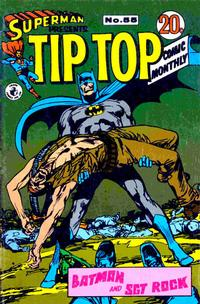 Cover Thumbnail for Superman Presents Tip Top Comic Monthly (K. G. Murray, 1965 series) #55