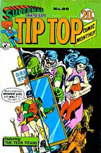 Cover Thumbnail for Superman Presents Tip Top Comic Monthly (K. G. Murray, 1965 series) #89
