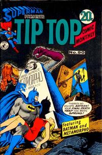 Cover Thumbnail for Superman Presents Tip Top Comic Monthly (K. G. Murray, 1965 series) #90