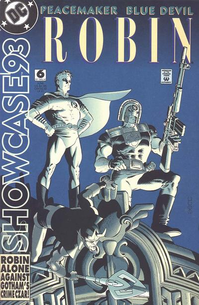 Cover for Showcase '93 (DC, 1993 series) #6 [Direct]