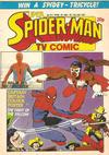 Cover for Super Spider-Man TV Comic (Marvel UK, 1981 series) #477