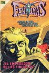 Cover for Fantomas (Editorial Novaro, 1969 series) #4