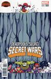 Cover for Deadpool's Secret Secret Wars (Marvel, 2015 series) #1 [Skottie Young Babies Variant]