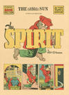 Cover Thumbnail for The Spirit (1940 series) #1/25/1942 [Baltimore Sun edition]