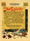 Cover Thumbnail for The Spirit (1940 series) #3/22/1942 [San Antonio Light edition]
