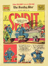 Cover Thumbnail for The Spirit (1940 series) #4/12/1942 [Washington DC Sunday Star edition]